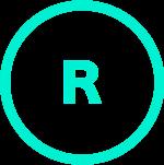 Rのアイコン