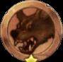 ウルフメダルの画像
