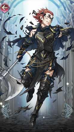 ジェローム(鉄仮面の竜騎士)の立ち絵