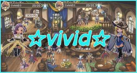 ☆vivid☆さんトップ画像