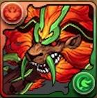 灼林の魔獄獣・マンティコアの画像