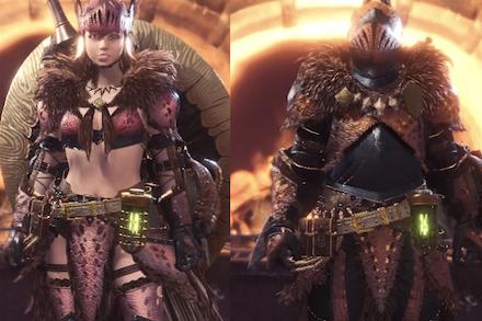Anja Alpha Layered Armor