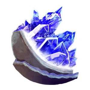 紫晶の内殻の画像