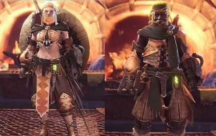 Kulu Layered Armor