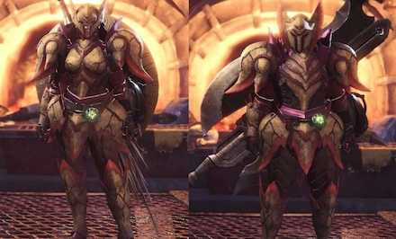Jyura Layered Armor