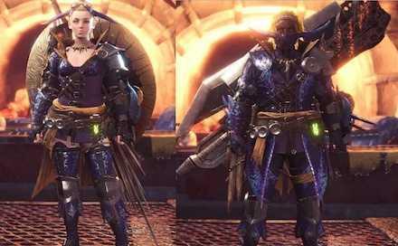 Tzitzi Layered Armor