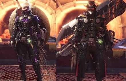 Girros Layered Armor