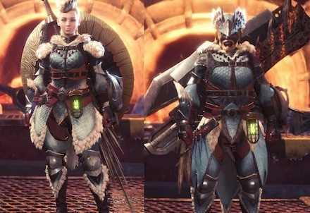 Tobi-Kadachi Layered Armor