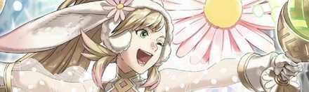 シャロン(春色のアスク王女)のバナー