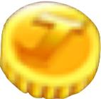 コインのアイコン