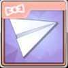 紙飛行機(戦闘)のアイコン