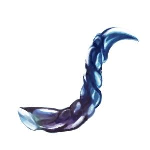 大蛇の尖角の画像