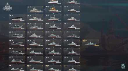 World of Warships 200種類以上の艦船.jpg