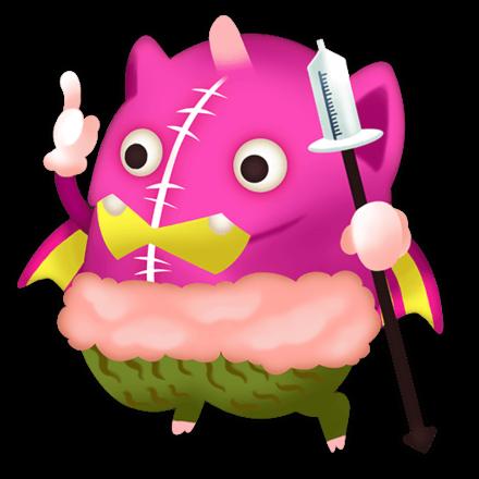 マモンモンの画像