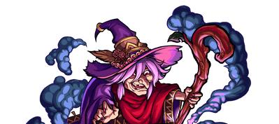 魔女ヴァニラの画像
