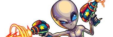 宇宙人グレイの画像