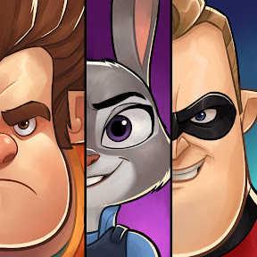 Disney Heroes:Battle Mode(ディズニーヒーローズ)の画像