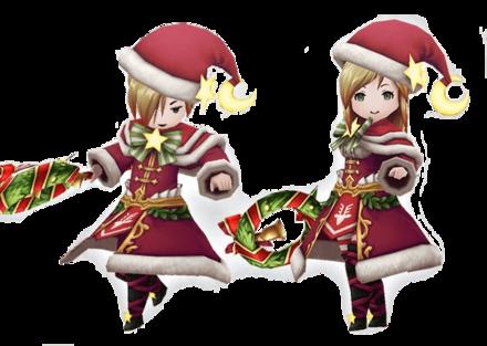 クリスマスシリーズ(魔)の画像