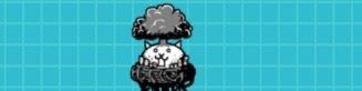 大狂乱の天空のネコのバナー