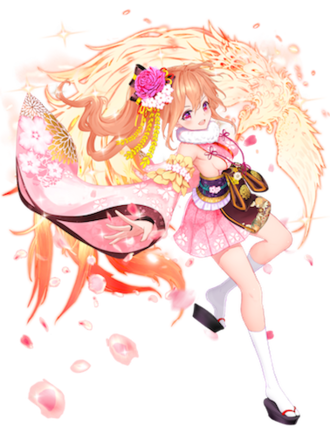 [花咲の舞]ホウ統画像