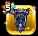 漆黒騎士の大盾