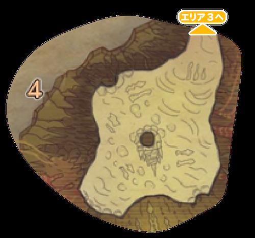 地脈の黄金郷エリア4の画像