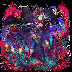 [花園の魔女]ベラドンナの画像
