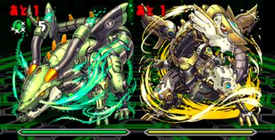 木と雷の機甲龍7F