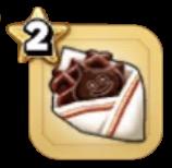 チョコスライムワッフル