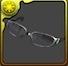 ペルソナ4・クマ特製メガネの画像