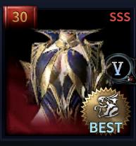 黒竜の鎧のアイコン