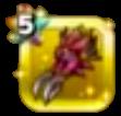 深紅巨竜の爪のアイコン