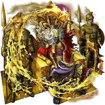 [黄金の王]ミダスの画像