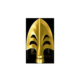 黄金の鏃の画像