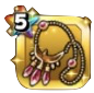 深紅巨竜の守りのアイコン