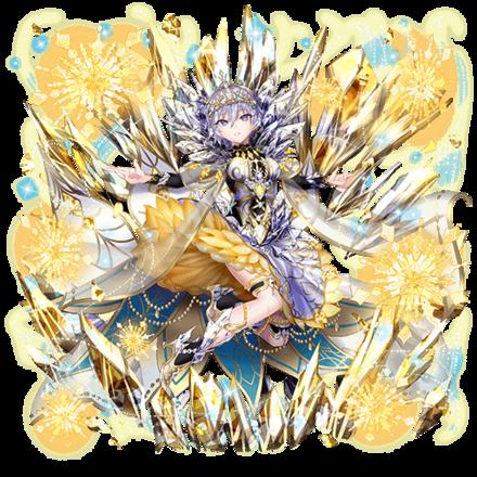 [輝く金氷]イクシラの画像