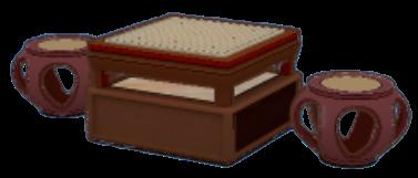 仙境碁盤の画像