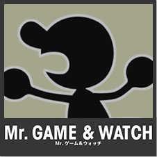 Mr.ゲーム&ウォッチ