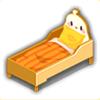 昼寝ベッドの画像