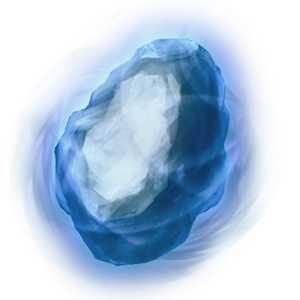 夢幻光の青石の画像