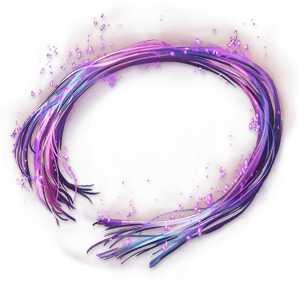 夢幻光の紫糸の画像