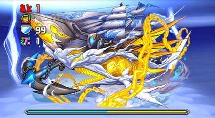 白鯨降臨のダンジョンデータの7F