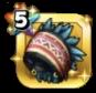 海賊王の帽子のアイコン