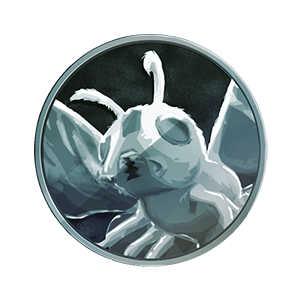 モスラメダル(銀)の画像