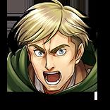 [調査兵団団長]エルヴィンの画像