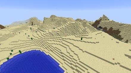 砂漠M画像