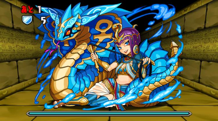 海の龍騎姫7F