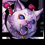 妖猫の画像