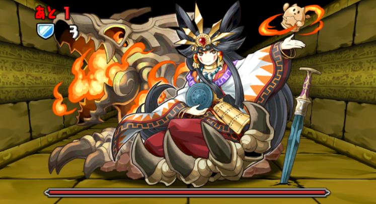 焔の龍騎姫7F