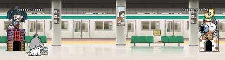 小野ミサの通学 今出川のステージ画像